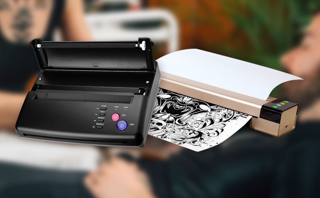 Best Tattoo Transfer Stencil Machine