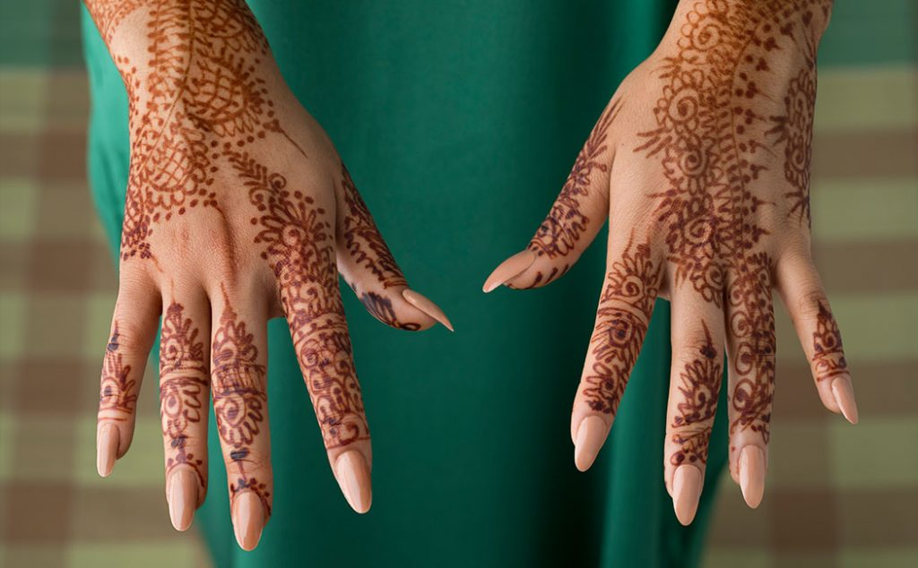 History of Henna tattoo