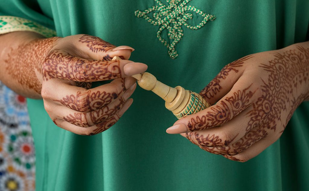 How to Remove Henna tattoo