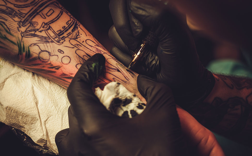 Prevent Your Tattoo from Cracking