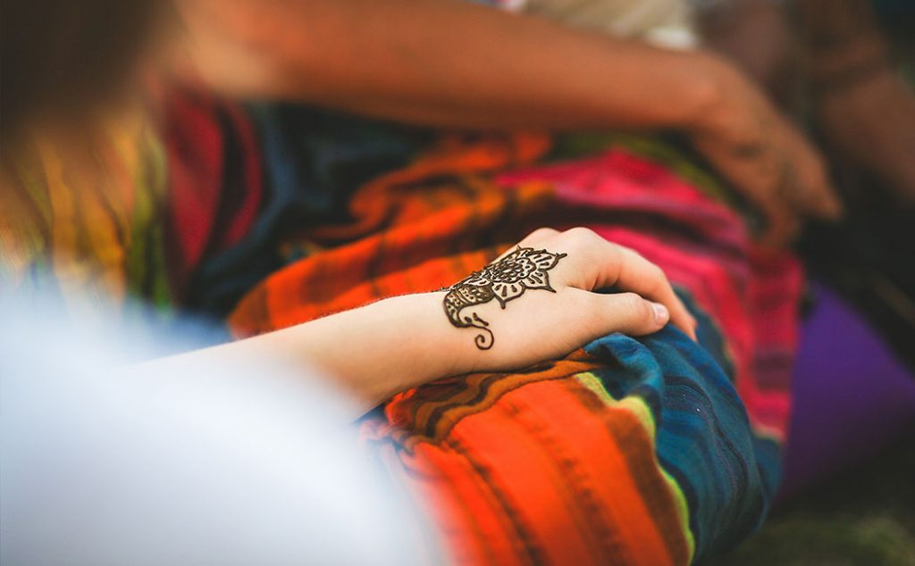 common henna tattoo designs