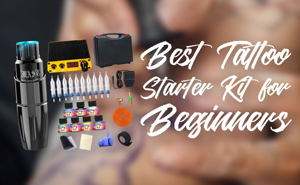 Best Tattoo Starter Kit for Beginners