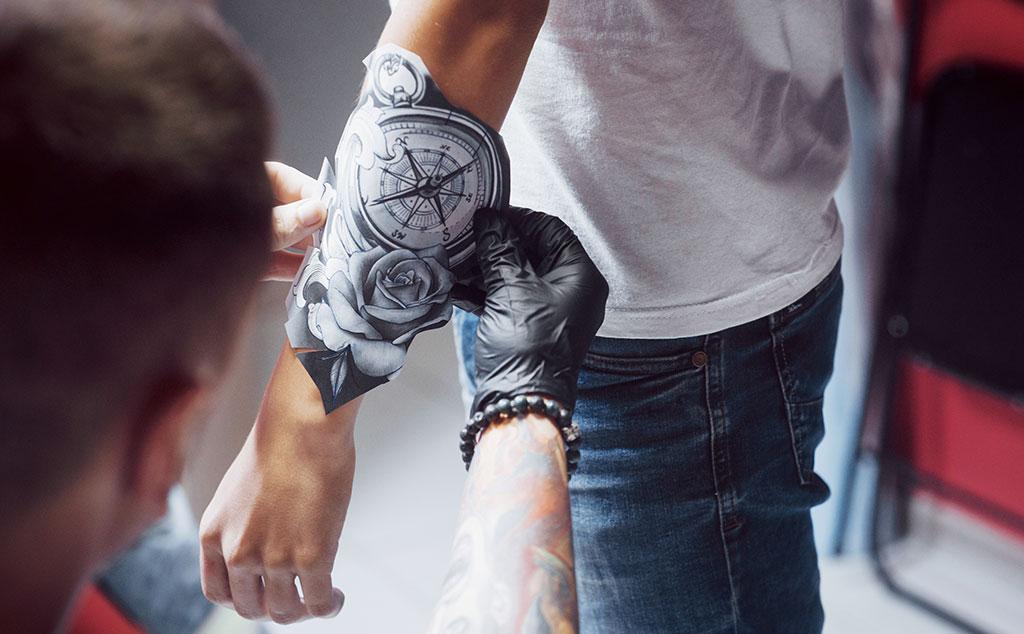 best tattoo Stencil Paper