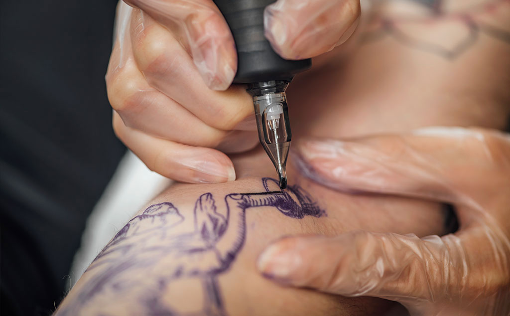 best tattoo machine kit