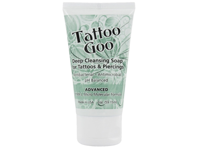 Antibacterial Soap for Tattoos