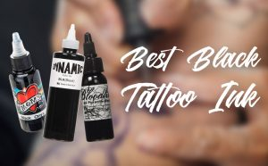Best Black Tattoo Ink