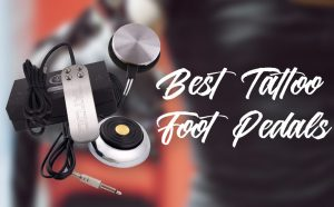 Best Tattoo Foot Pedal