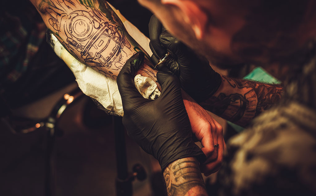 Reasons for Getting Tattoos