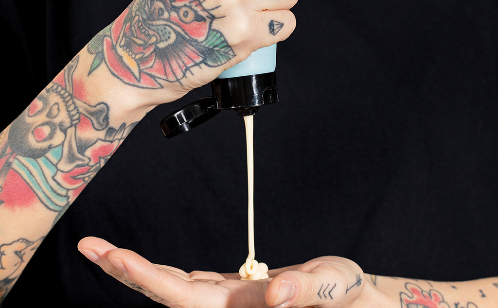 How Often Apply Lotion On A New Tattoo