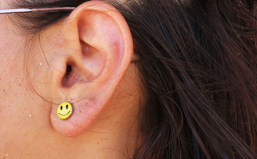 How To Take Care of Pierced Ears