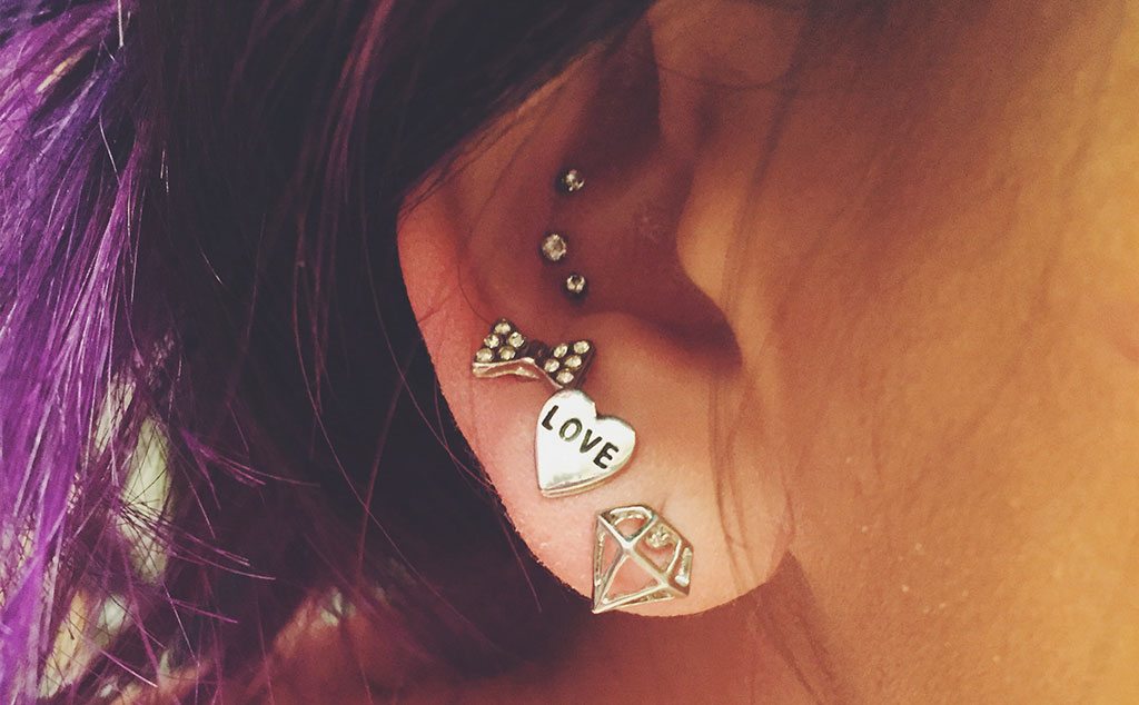 How long will it take for a piercing to heal