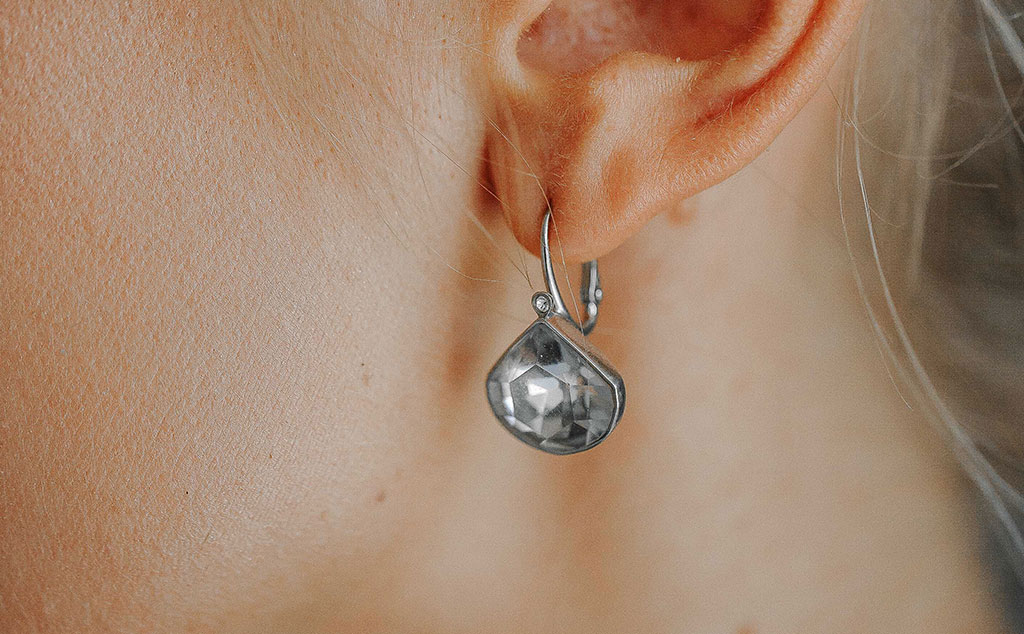 Will inserting and removing earrings be harmful in some way